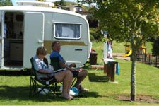 Powered Tent and Campervan Sites